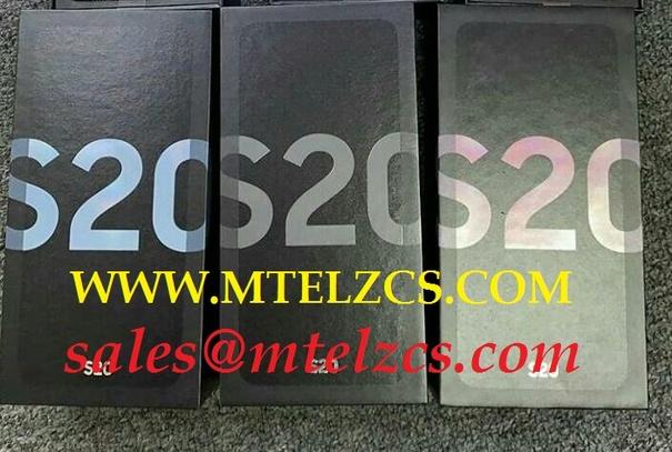 Nowe Samsung S20 Ultra 5G/S20 Plus/S20/Z Flip, Apple iPhone 11 Pro Max,11 Pro i inne