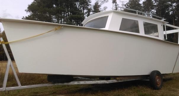 Sprzedam łódź motorowa 2018