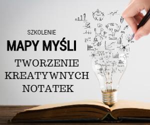 Mapy myśli: tworzenie kreatywnych notatek (warsztaty e-learnning)