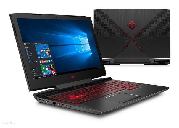 Laptop HP Omen 15-ce008nw 15.6''/i5/8GB/1TB/Win10 (2BR99EAAKDZ)