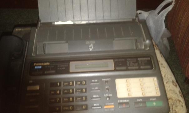sprzedam Telefon fax sekretarka Panasonic KX F130