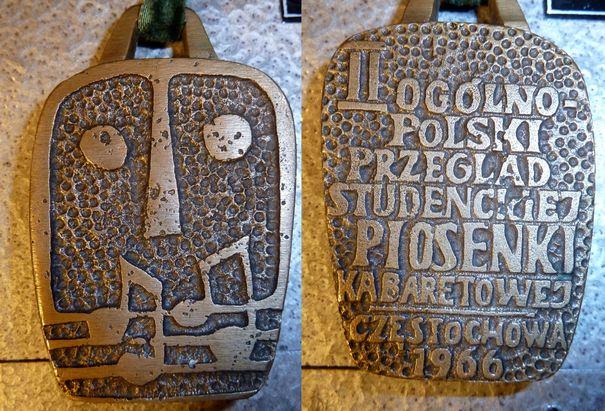 Medal 1966r