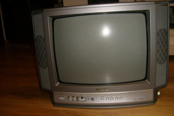 aiwa model no tv-se 1430ez 31 cal