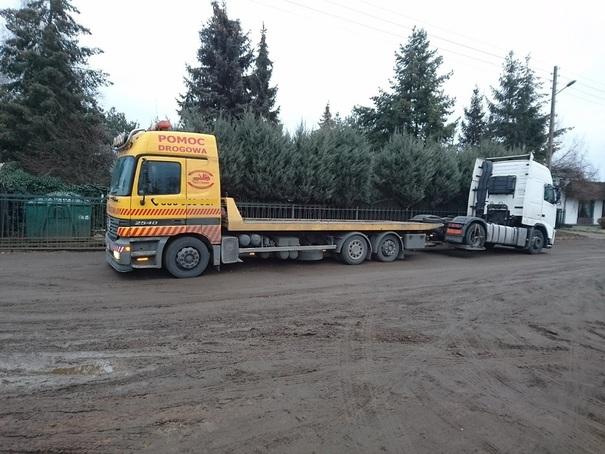 Pomoc Drogowa Laweta Transport Luboń Komorniki Poznań